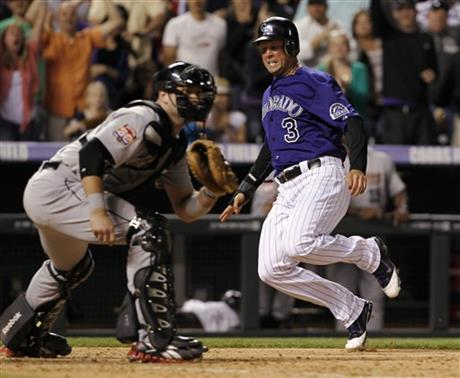 Michael Cuddyer, Chris Snyder