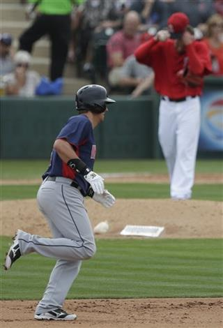 Lonnie Chisenhall, Sean Burnett