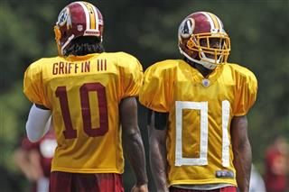Robert Griffin III, Anthony Armstrong, 