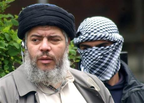Britain Radical Cleric