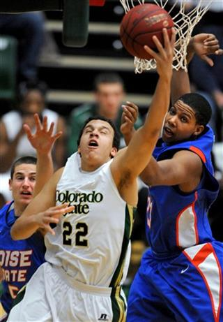 Boise St Colorado St Basketball