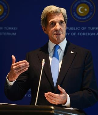 Turkey US Kerry