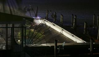Sports Bar Deck Collapse