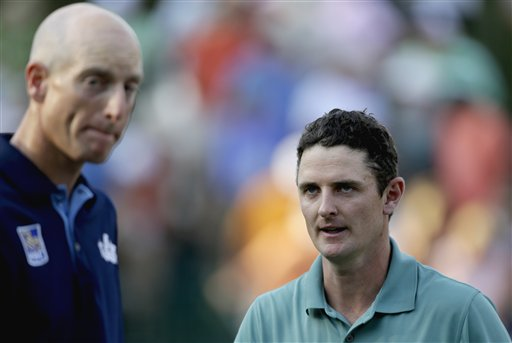 Justin Rose, Jim Furyk