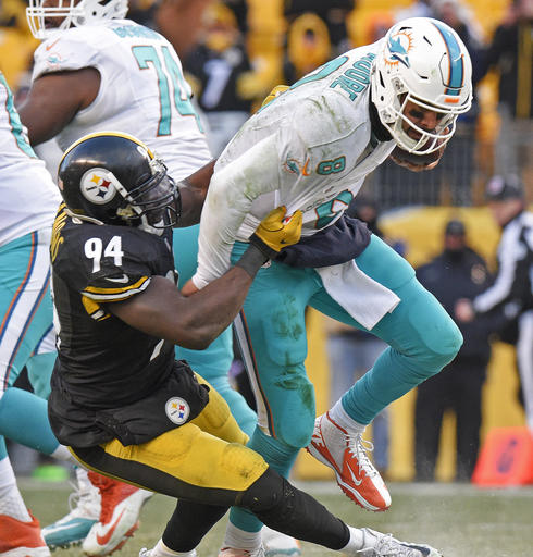 Lawrence Timmons, Matt Moore