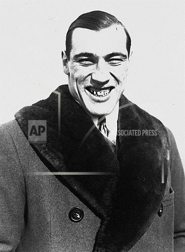Associated Press Sports United States Boxing PRIMO CARNERA
