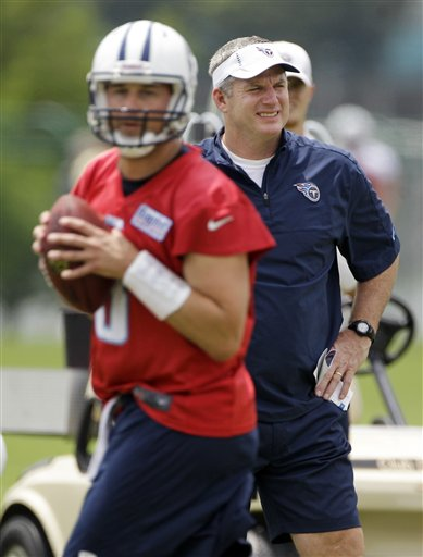 Mike Munchak,  Matt Hasselbeck