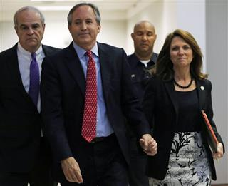 Texas-Attorney General Indicted
