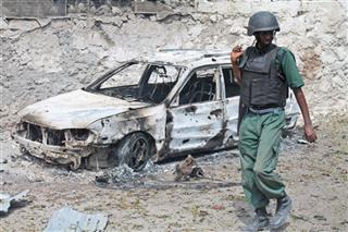 Somalia Courthouse Attack