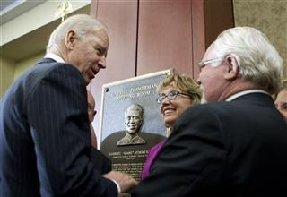 Joe Biden, Gabrielle Giffords, Ron Barber