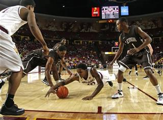 Lehigh Arizona St Basketball