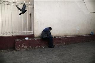 Greece Financial Crisis Poverty