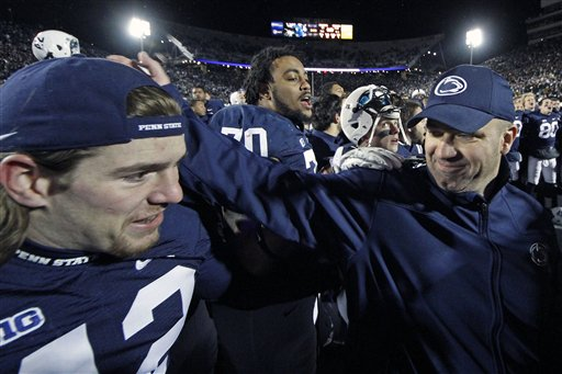  Bill O&#039;Brien, Michael Mauti