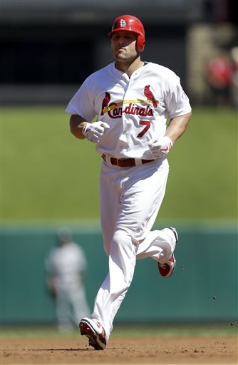 Matt Holliday