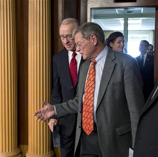 "Howard ""Buck"" McKeon, Jim Inhofe, Kelly Ayotte"