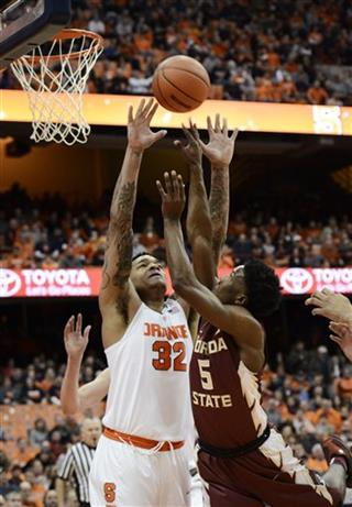 Florida State Syracuse Basketball