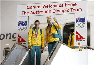 Australia Olympic Athletes