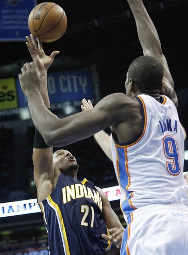 David West, Serge Ibaka