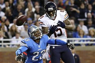 Chris Houston, Brandon Marshall
