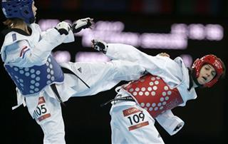 London Olympics Taekwondo Women