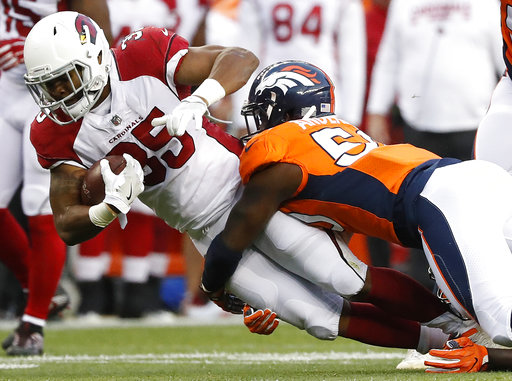 Cardinals Broncos Football
