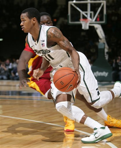 Keith Appling, Graham Olatunji