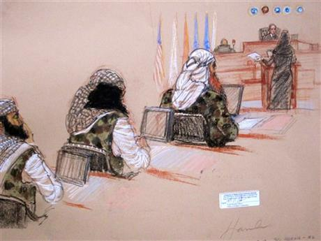Guantanamo Sept 11 Trial