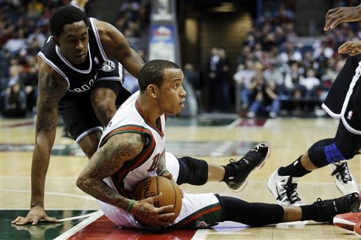 Monta Ellis, MarShon Brooks