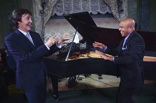 Paul McCartney, Berry Gordy