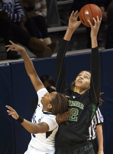 Brittney Griner, Christal Porter