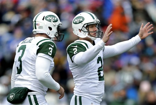 Nick Folk, Robert Malone