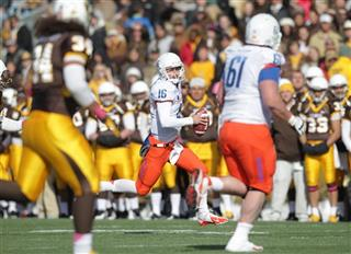 Boise St Wyoming Football