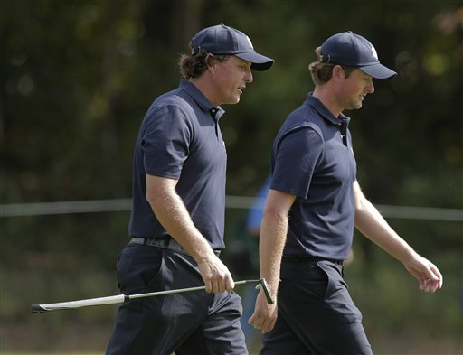 Phil Mickelson, Webb Simpson