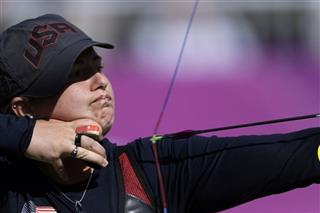London Olympics Archery Women