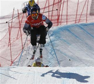US Grand Prix Skicross Skiing
