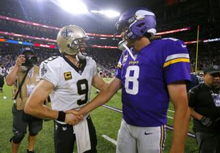 Drew Brees, Sam Bradford