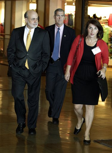 Ben Bernanke, Michelle Smith