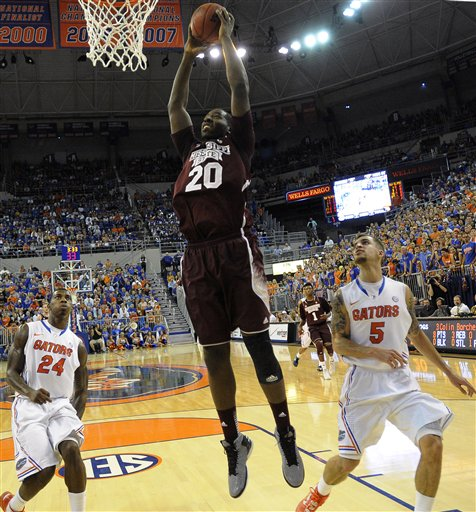 Casey Prather, Gavin Ware, Scottie Wilbekin