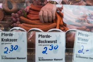 Germany Europe Horse Meat