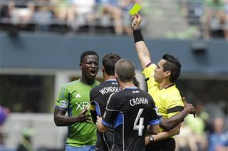 Eddie Johnson, Jair Marrufo