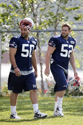 Rob Ninkovich, Dane Fletcher