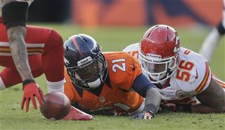 Ronnie Hillman, Derrick Johnson