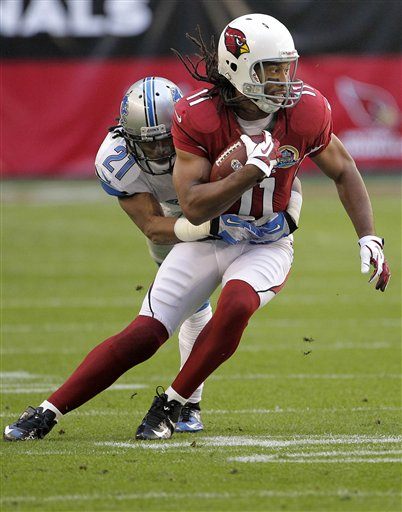 Larry Fitzgerald, Jacob Lacey