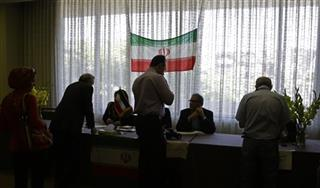 Iran Election US Voting