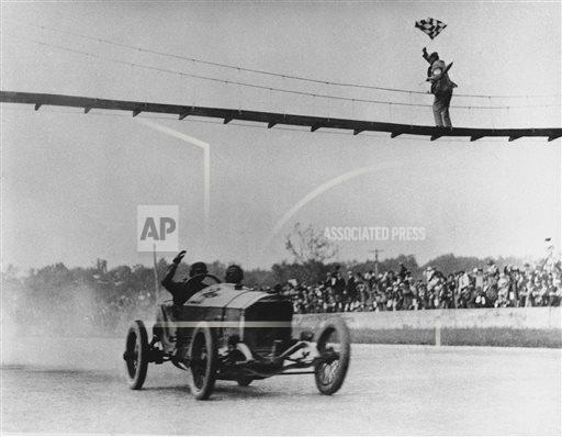 Indy 500 1915 Countdown Race 5 Auto Racing