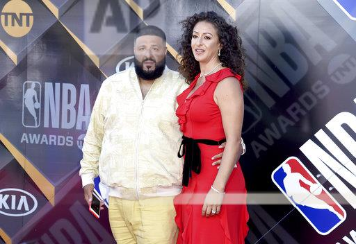 2018 NBA Awards - Arrivals