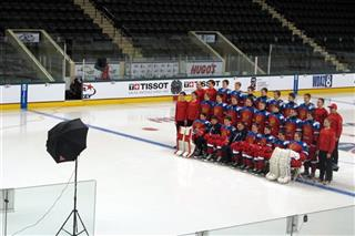 Russia Roster Switch Hockey