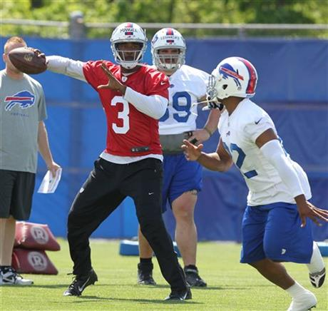 Bills Camp Football