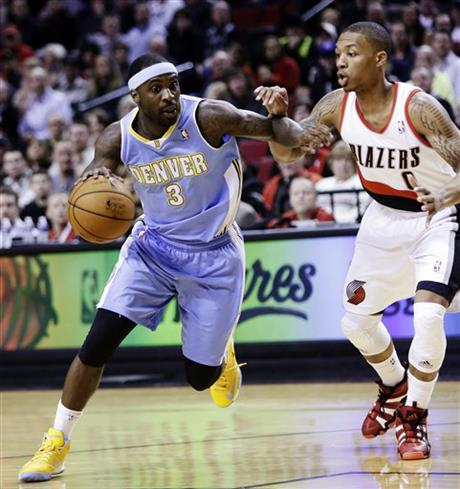 Ty Lawson, Damian Lillard