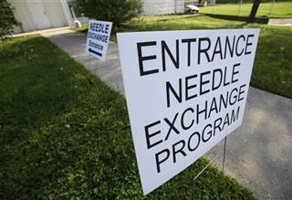 Needle Exchanges Federal Funding